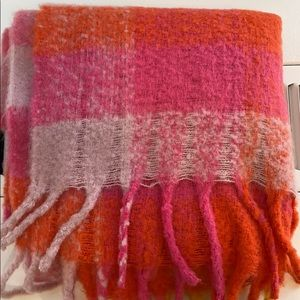 Anthropologie Oversized Scarf